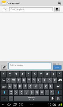 Samsung P3100 Galaxy Tab 2 7-0 - MMS - Sending pictures - Step 4