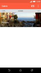 HTC Desire 610 - Photos, vidéos, musique - Envoyer une photo via Bluetooth - Étape 4