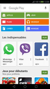 Huawei Mate S - Applications - Télécharger des applications - Étape 4