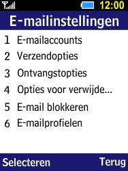 Samsung Xcover 550 (SM-B550H) - E-mail - Instellingen KPNMail controleren - Stap 7