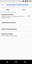 Nokia 3.1 Dual-SIM (TA-1063) - Netwerk selecteren - Handmatig een netwerk selecteren - Stap 7