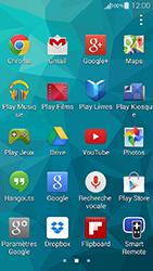Samsung G800F Galaxy S5 Mini - E-mail - Configuration manuelle (gmail) - Étape 3