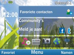 Nokia C3-00 - Buitenland - Bellen, sms en internet - Stap 10