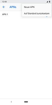 Google Pixel 3 - MMS - Manuelle Konfiguration - 9 / 26