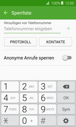 Samsung J120 Galaxy J1 (2016) - Anrufe - Anrufe blockieren - Schritt 8