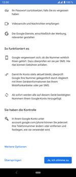 Sony Xperia 5 - Apps - Einrichten des App Stores - Schritt 14
