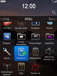 BlackBerry 9800 Torch - E-mail - Handmatig instellen - Stap 3