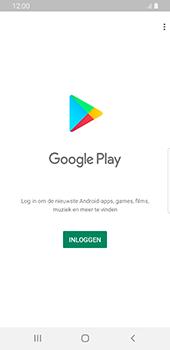 Samsung galaxy-s9-sm-g960f-android-pie - Applicaties - Account aanmaken - Stap 4