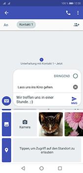 Huawei P20 Pro - MMS - Erstellen und senden - 14 / 22
