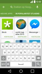 LG Leon 3G (H320) - apps - app store gebruiken - stap 14