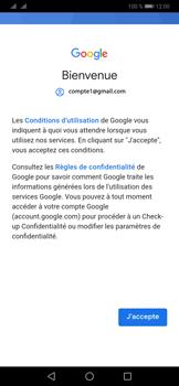 Huawei P30 Pro - E-mails - Ajouter ou modifier votre compte Gmail - Étape 10