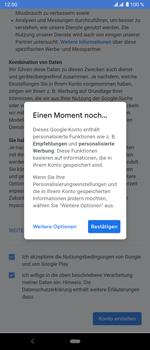 Sony Xperia 5 - Apps - Einrichten des App Stores - Schritt 18
