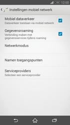 Sony D6603 Xperia Z3 - Internet - buitenland - Stap 9