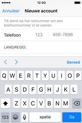Apple iPhone 4S (iOS 9) - apps - account instellen - stap 23