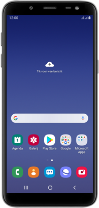 Samsung galaxy-j6-sm-j600fn-ds-android-pie - Internet - Handmatig instellen - Stap 32