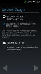 Alcatel OT-4027X Pixi 3 (4.5) - Applications - configuration de votre store d