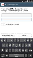 Samsung Galaxy S III Neo - E-Mail - Konto einrichten - 6 / 21