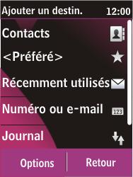 Nokia C2-03 - MMS - envoi d'images - Étape 14