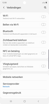 Samsung galaxy-note-10-dual-sim-sm-n970f - NFC - NFC activeren - Stap 5