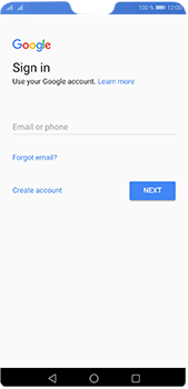 Huawei P20 Pro - E-mail - 032a. Email wizard - Gmail - Step 8