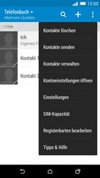 HTC One Mini 2 - Anrufe - Anrufe blockieren - Schritt 6