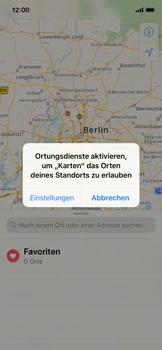 Apple iPhone X - iOS 11 - Indoor-Karten (Einkaufszentren/Flughäfen) - 3 / 12