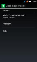 Alcatel One Touch Pop C3 - Logiciels - Installation de mises à jour - Étape 9