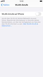 Apple iPhone 8 - iOS 13 - WiFi - WiFi Calling aktivieren - Schritt 6