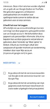 Samsung Galaxy A20e - apps - account instellen - stap 15