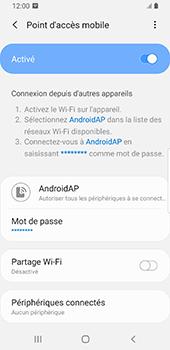 Samsung Galaxy S9 Android Pie - Internet - comment configurer un point d'accès mobile - Étape 13
