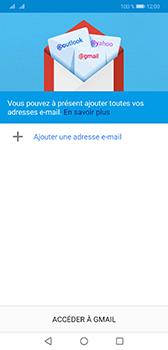 Huawei Mate 20 - E-mail - Configuration manuelle (gmail) - Étape 5