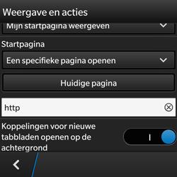 BlackBerry Q5 - Internet - handmatig instellen - Stap 20
