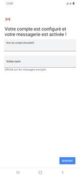 Samsung Galaxy S20 Ultra - E-mails - Ajouter ou modifier votre compte Yahoo - Étape 13