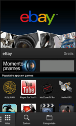 BlackBerry Z10 - Applicaties - Downloaden - Stap 13