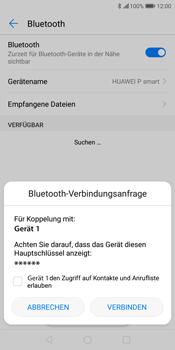 Huawei P Smart - Bluetooth - Geräte koppeln - Schritt 10