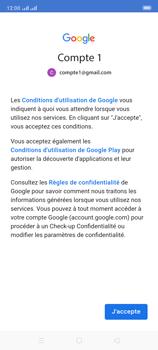 Oppo A9 2020 - E-mails - Ajouter ou modifier votre compte Gmail - Étape 10