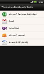 HTC C525u One SV - E-Mail - Konto einrichten - Schritt 5