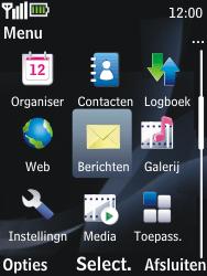 Nokia 2730 classic - MMS - hoe te versturen - Stap 2