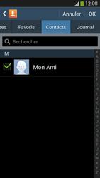Samsung Galaxy S4 - Contact, Appels, SMS/MMS - Envoyer un MMS - Étape 8