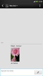 HTC One Max - MMS - envoi d'images - Étape 16