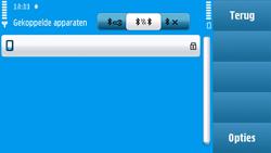 Nokia N97 - bluetooth - headset, carkit verbinding - stap 13