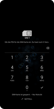 Sony Xperia XZ3 - Internet - Manuelle Konfiguration - Schritt 35