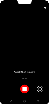 Nokia 7.1 - Photos, vidéos, musique - Créer une vidéo - Étape 13