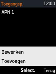 Nokia 3310 3G (TA-1022) - Internet - Handmatig instellen - Stap 10