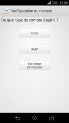 Sony D2203 Xperia E3 - E-mail - Configuration manuelle - Étape 6