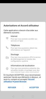 Huawei P30 Pro - Internet et roaming de données - Navigation sur Internet - Étape 5