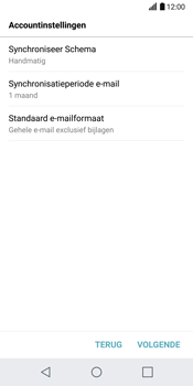 LG G6 H870 - E-mail - Account instellen (IMAP met SMTP-verificatie) - Stap 18