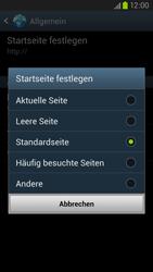 Samsung Galaxy S III LTE - Internet und Datenroaming - Manuelle Konfiguration - Schritt 22