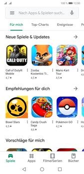 Huawei P20 Pro - Android Pie - Apps - Nach App-Updates suchen - Schritt 3