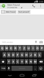 LG Google Nexus 5 - MMS - Erstellen und senden - 9 / 18